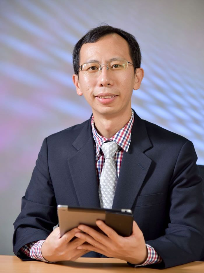 Mr. Rickly Wong