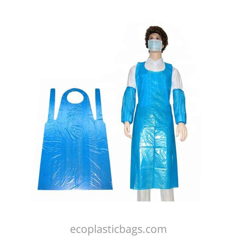 Disposable Clear Plastic PE Apron