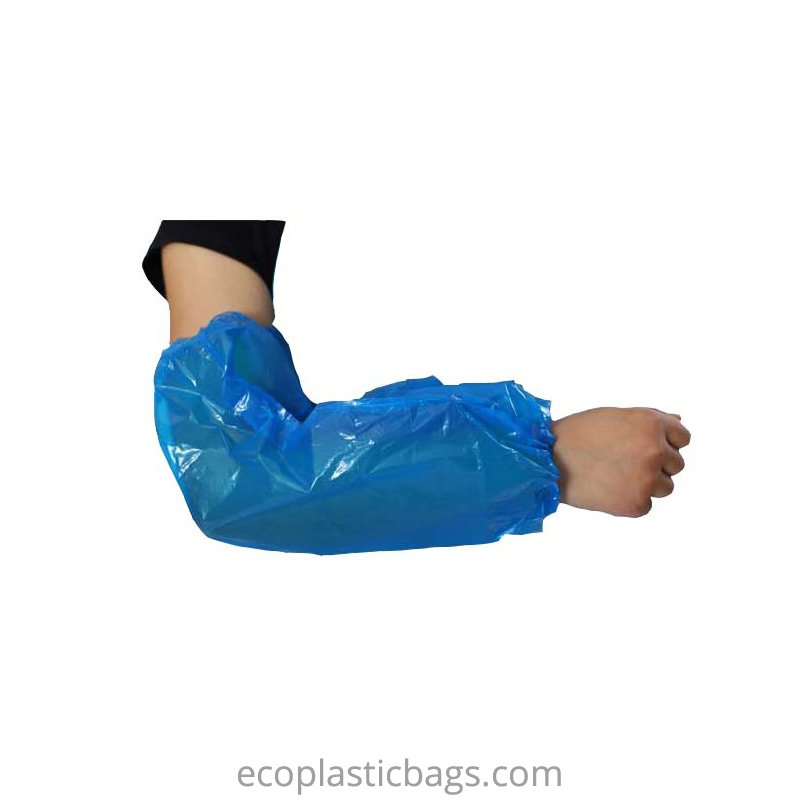 Elasticated Bioplastic Sleeve Cover