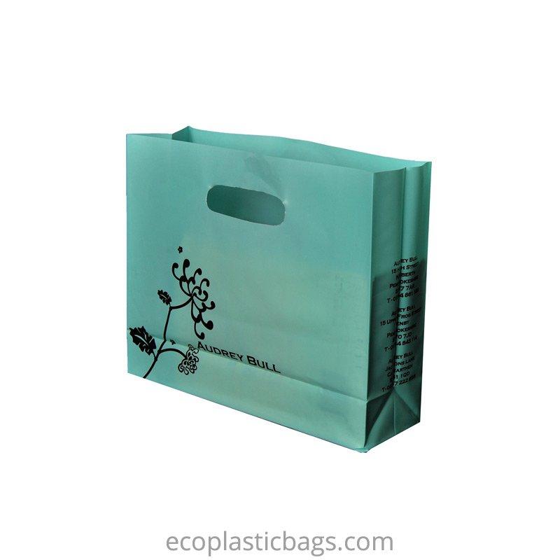 Bioplastic Die Cut Bags