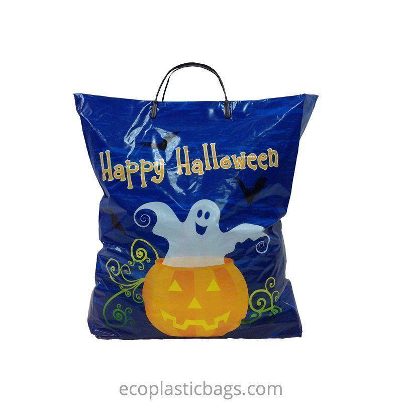 Oxo-degradable Rigid Handle Bag
