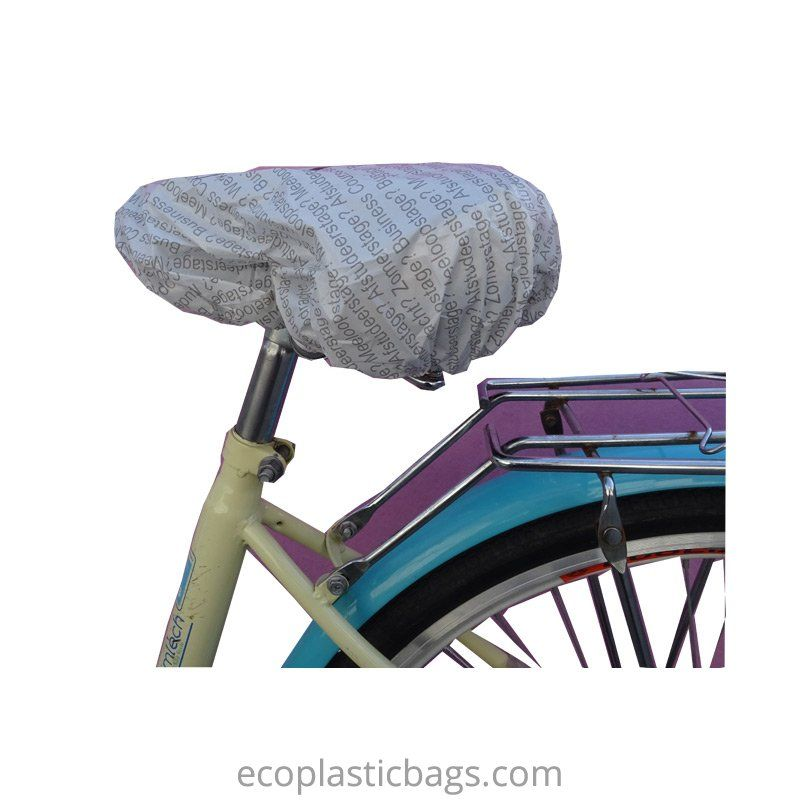 BioPlastic Bicycle Seat Cover