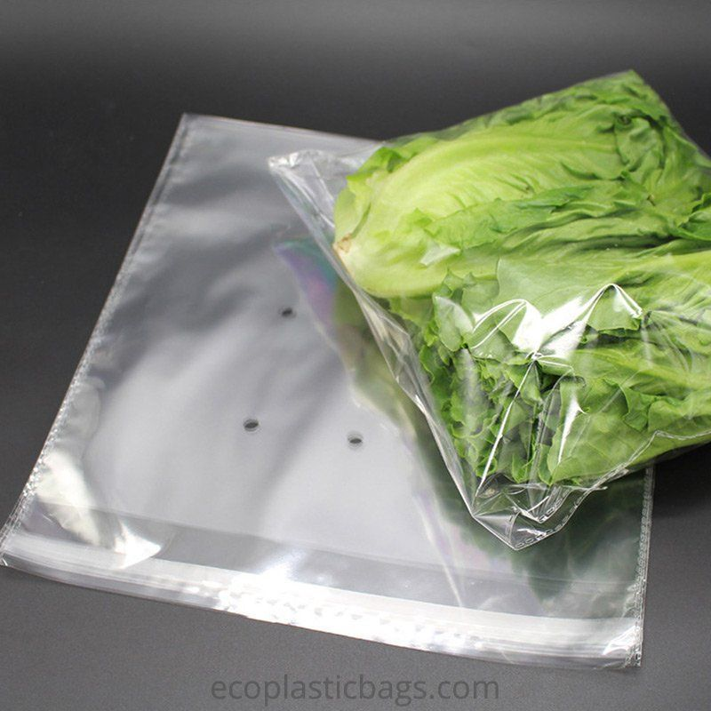 Anti-fog Vegetables Bag
