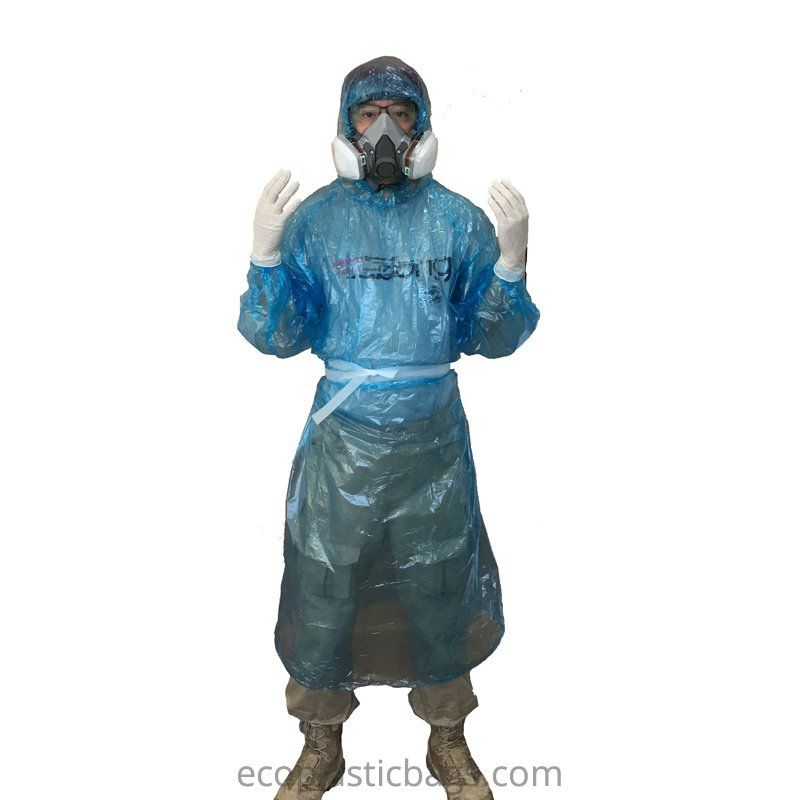 Wholesale Disposable SMS PPE Isolation Gowns Manufacturer