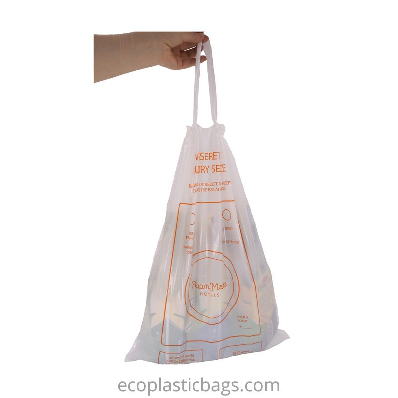 LDPE laundry bag